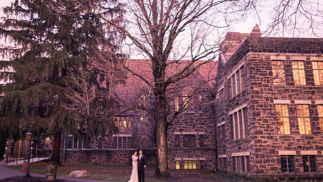 westminster college wedding