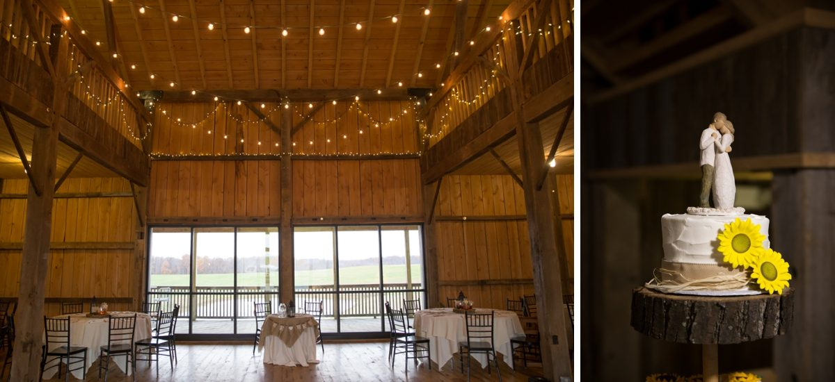White Barn - Pittsburgh Wedding Venues