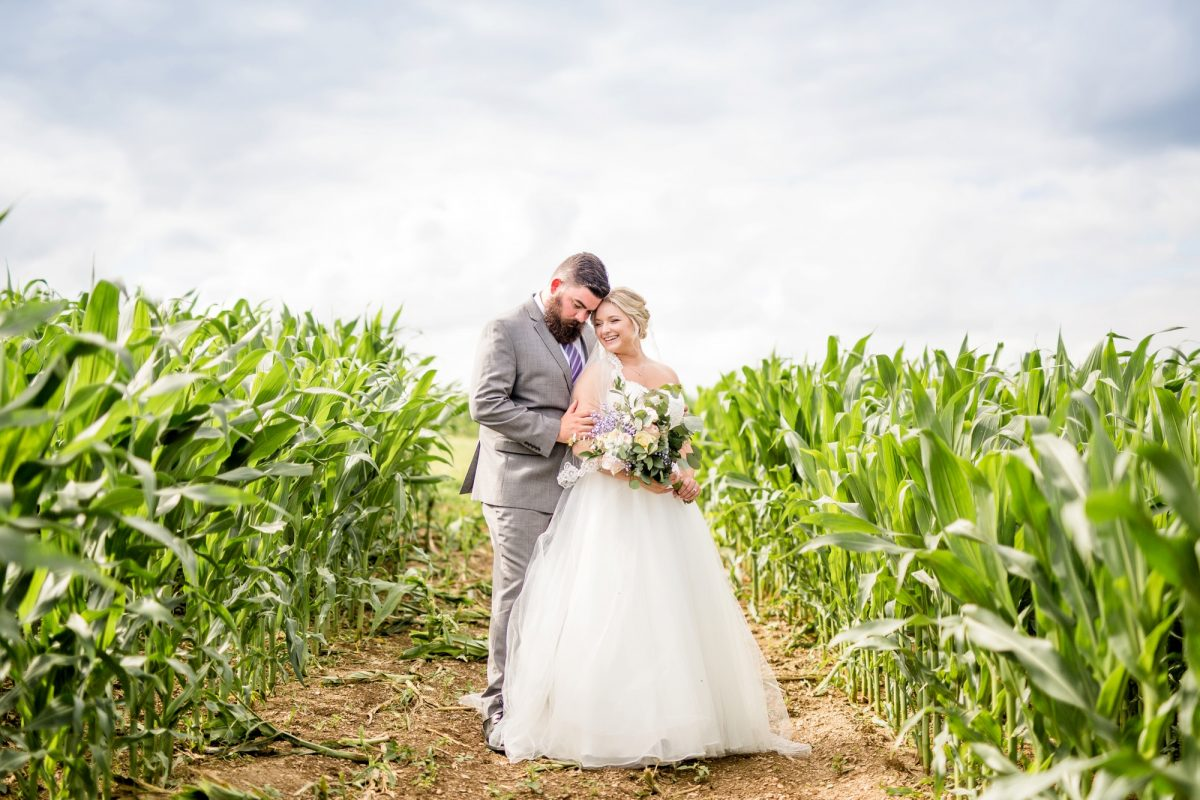 Renshaw Family Farm Wedding Photographer