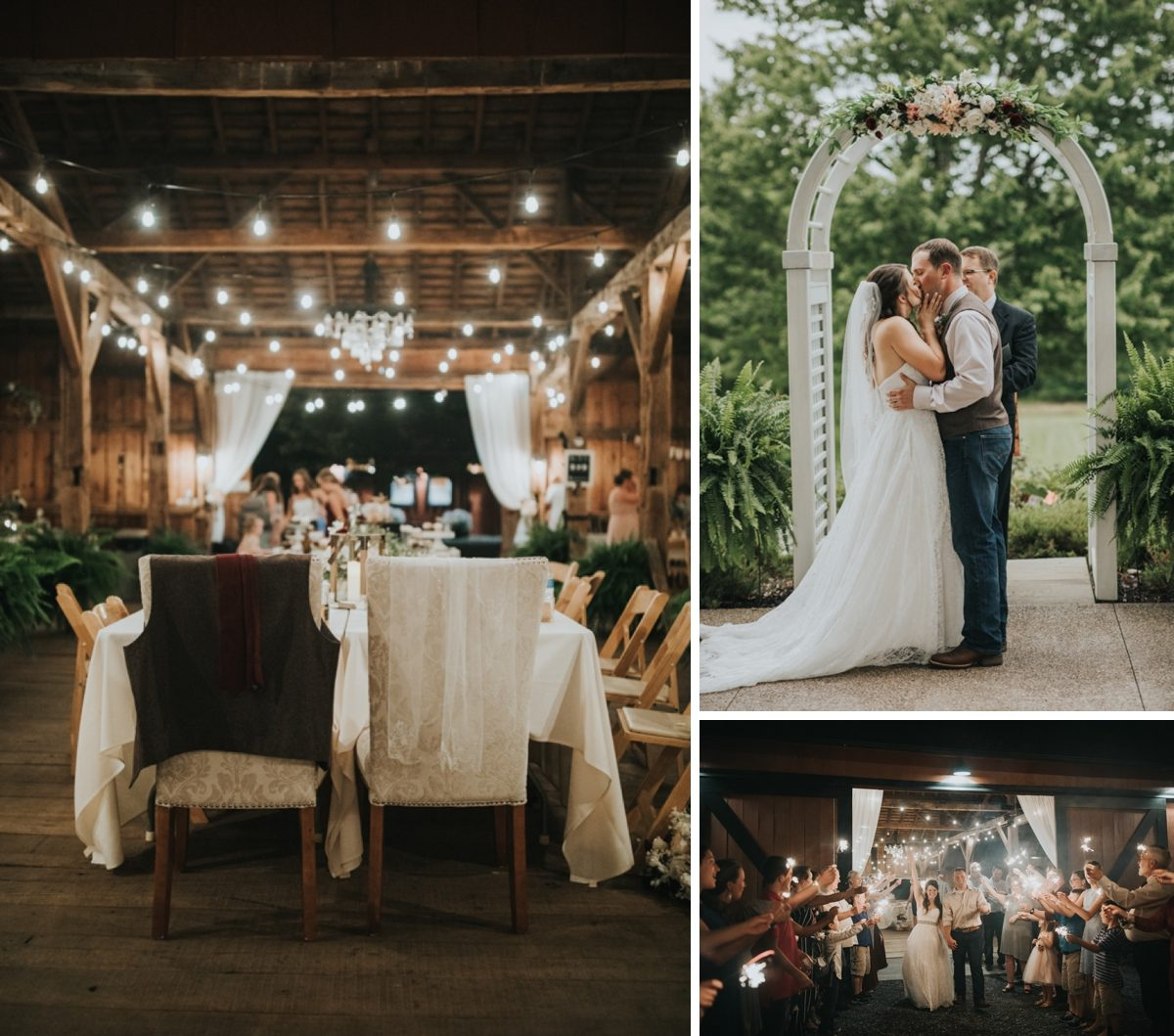 Rustic Barn or Outdoor Wedding Venues in Pittsburgh ...
